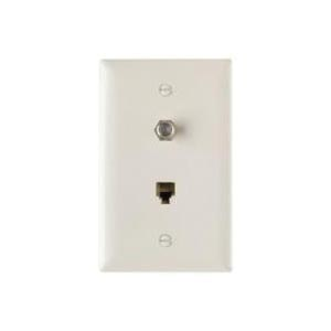 Modular Outlets & Faceplates