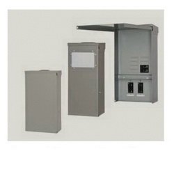Unmetered Power Outlet Panels