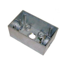 Cast Outlet Boxes & Covers
