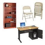 Office Products, Furniture & Food Servc.