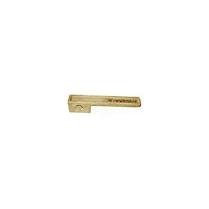 McDonald® 4129-026, 6120B Handle, For Use With: 3/4 and 1 in Ball Valve, Brass