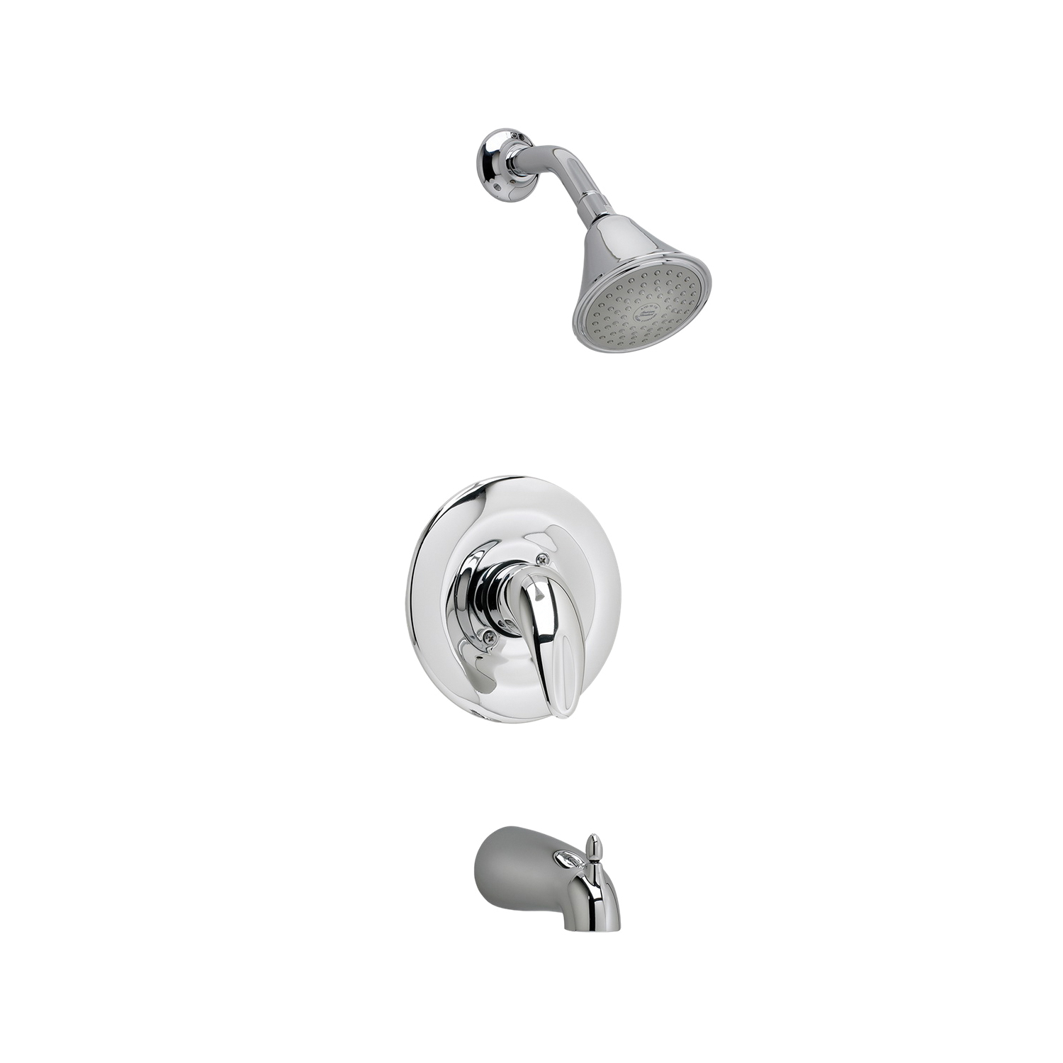 American Standard T385501.002 Shower Only Trim Kit, 2.5 gpm Shower, Hand Shower Yes/No: No, Polished Chrome