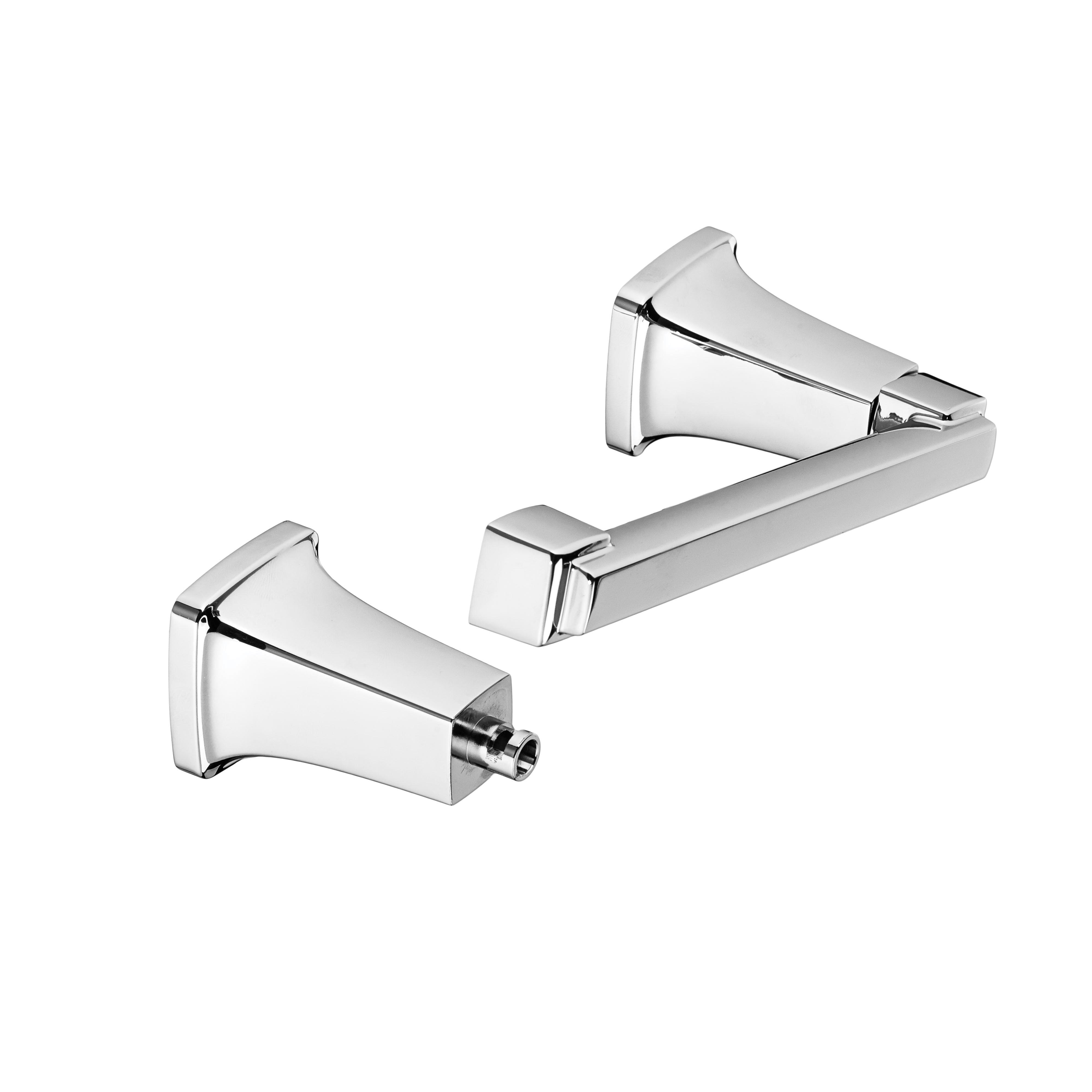 American Standard 7353230.002 Townsend® Pivoting Arm Toilet Paper Holder, 2 in H, Polished Chrome, Import