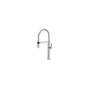 Blanco 441623 Kitchen Faucet, Culina™, 2.2 gpm, Satin Nickel, 1 Handle, 1 Faucet Hole, Function: Traditional