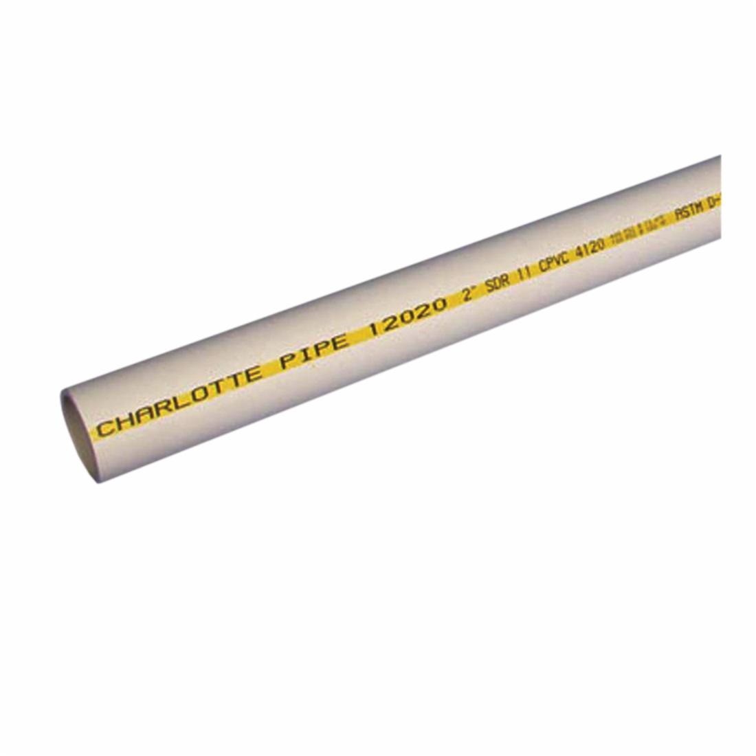 Charlotte 1/2X10FT CPVC CTS F/G GOLD TUBING WATER