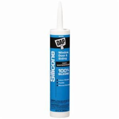 DAP® 08646 Sealant, 10.1 fl-oz Tube, Paste, White, 0.96 at 25 deg C