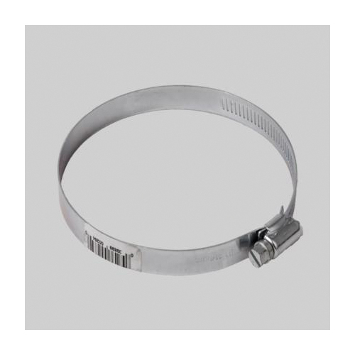 Diversitech 650-008 Screw Dryer Hose Clamp, Steel Band, Import