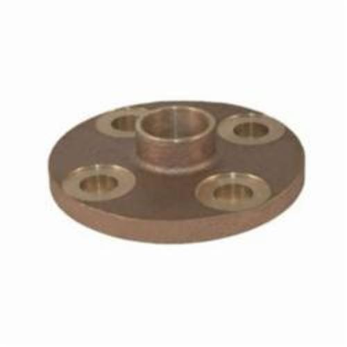 EPC 10056650 4741 Solder Companion Flange, 2-1/2 in, Cast Brass, C x C, 150 lb, Domestic