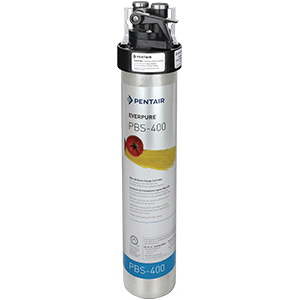 EVERPURE® EV9270-85 Drinking water system, 10 to 125 psi, 35 to 100 deg F, 2.2 gpm