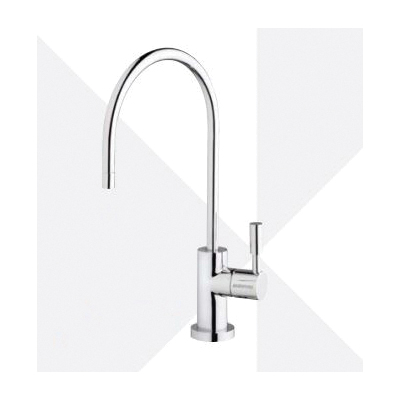 EVERPURE® Polaria™ EV997056 Designer Single Temperature Lead Free Drinking Water Faucet, 0.5 gpm, Chrome Plated