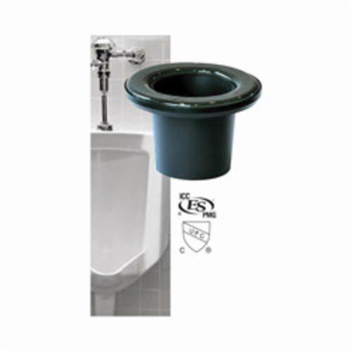 Fernco® FUS-2 Wax-Free Urinal Seal, For Use With 2 in Drain Pipe, PVC, Black, Domestic