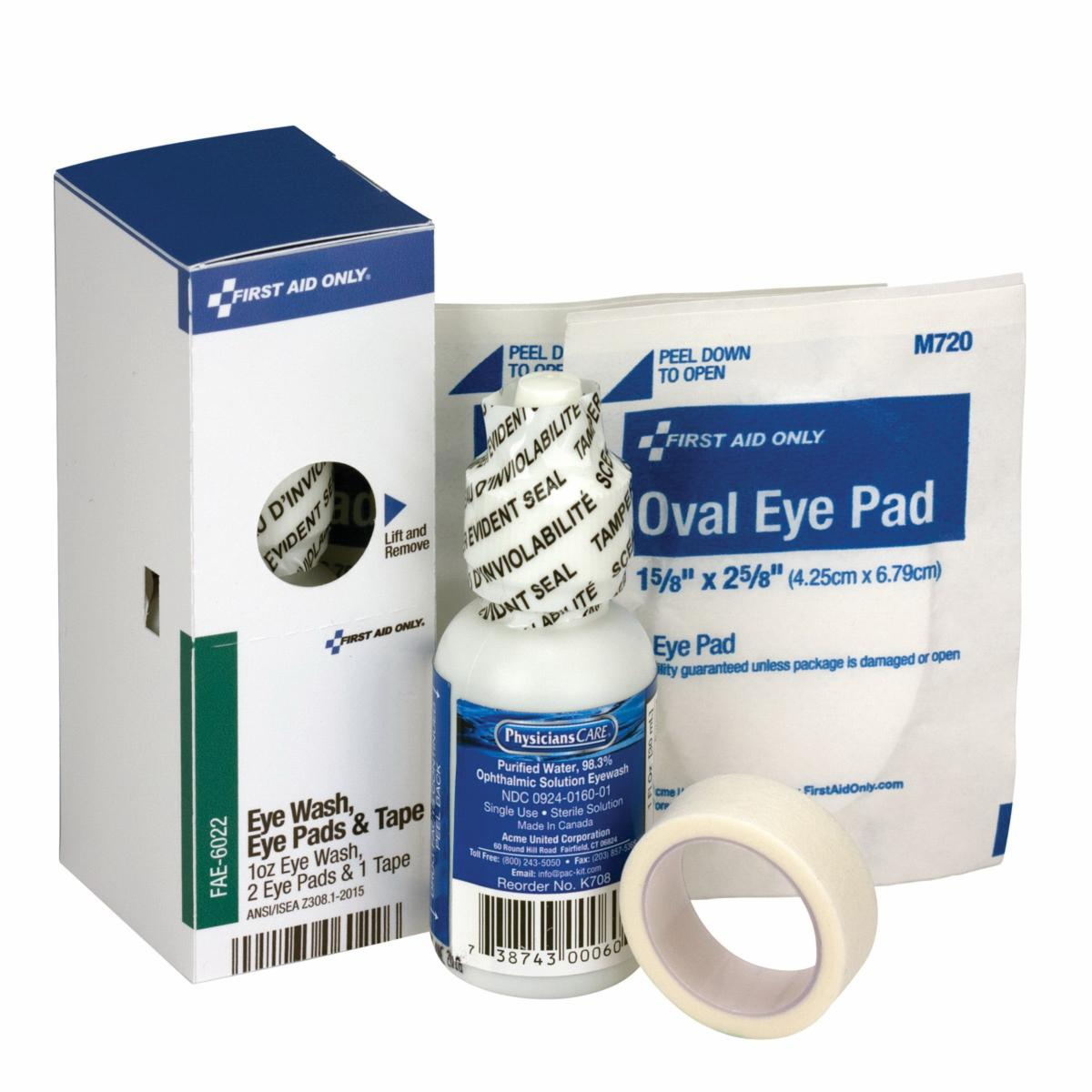 First Aid Only® FAE-6022