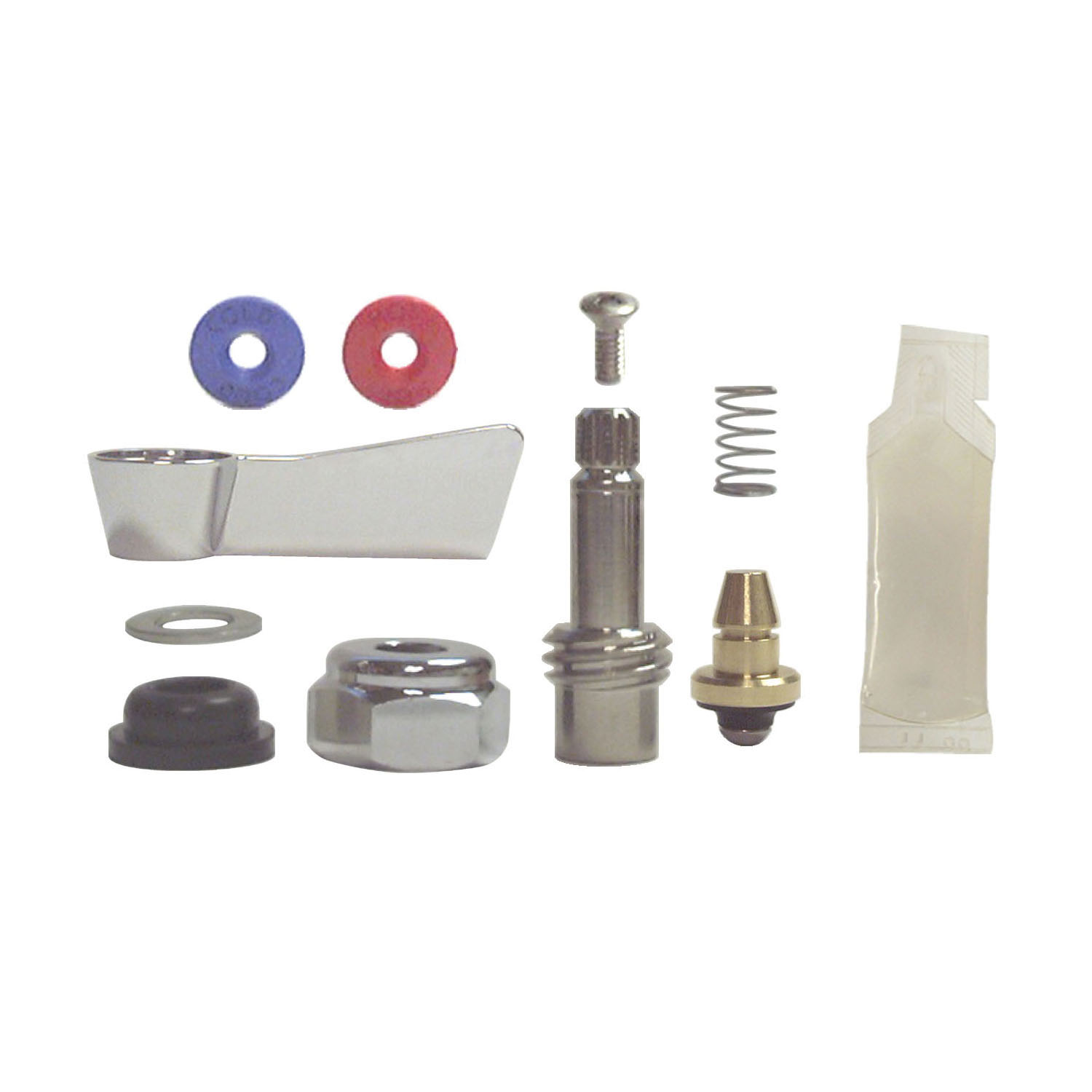 Fisher 54518 Faucet Stem Repair Kit, Stainless Steel