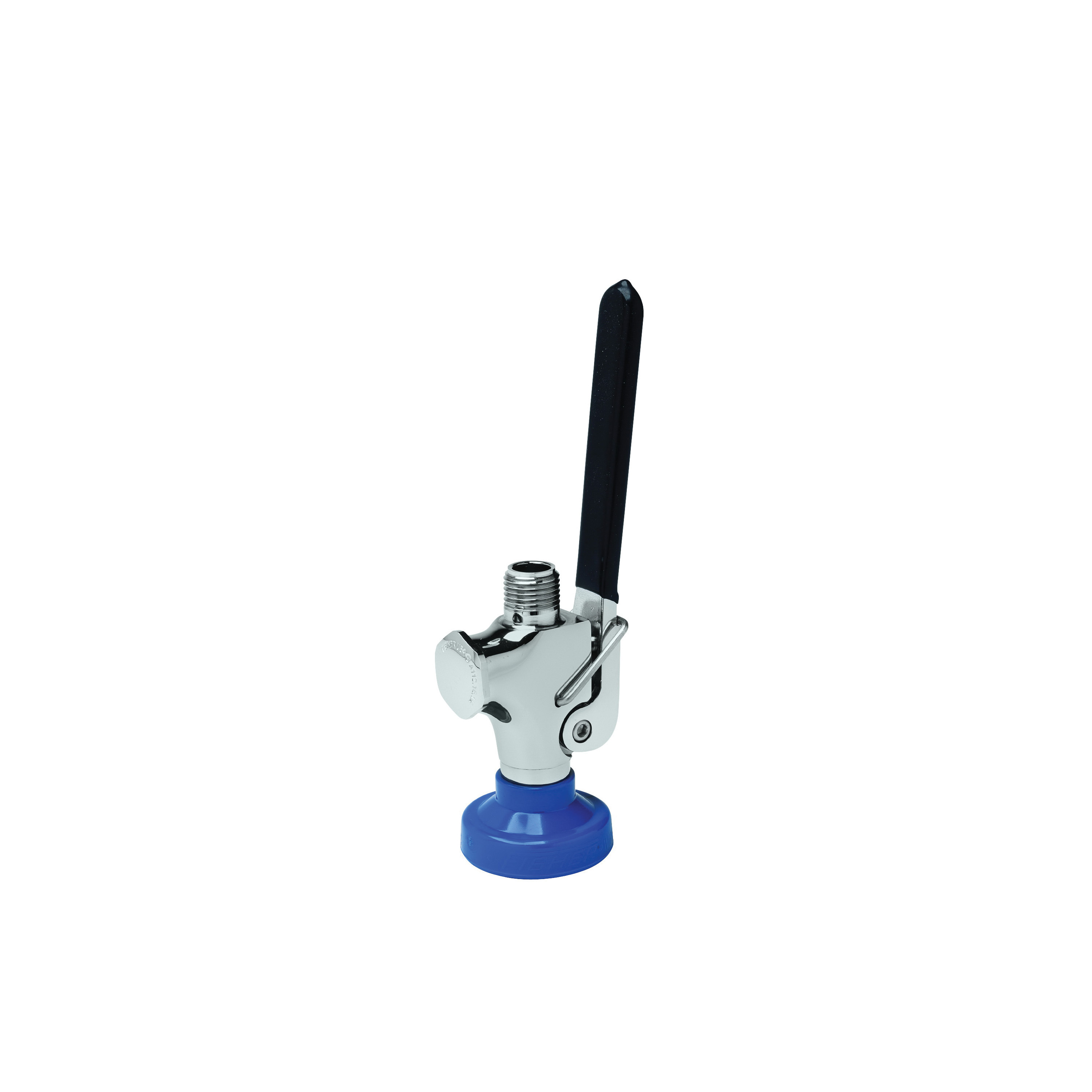 Fisher Ultra™ Spray 71307 Spray Valve, 3/4-14 UNS, 60 psi, Stainless Steel, Long Squeeze Lever Handle, Commercial