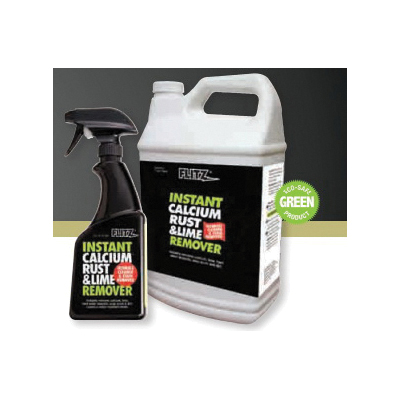 Flitz® CR 01606 Instant Calcium Rust and Lime Remover, 16 oz Spray Bottle