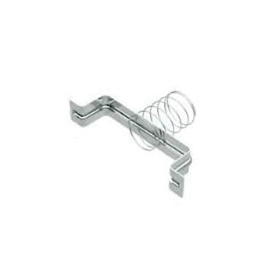 Gatco® 783 Mounting Hardware, For Use With Recessed Toilet Tissue Holder, Chrome Plated, Domestic