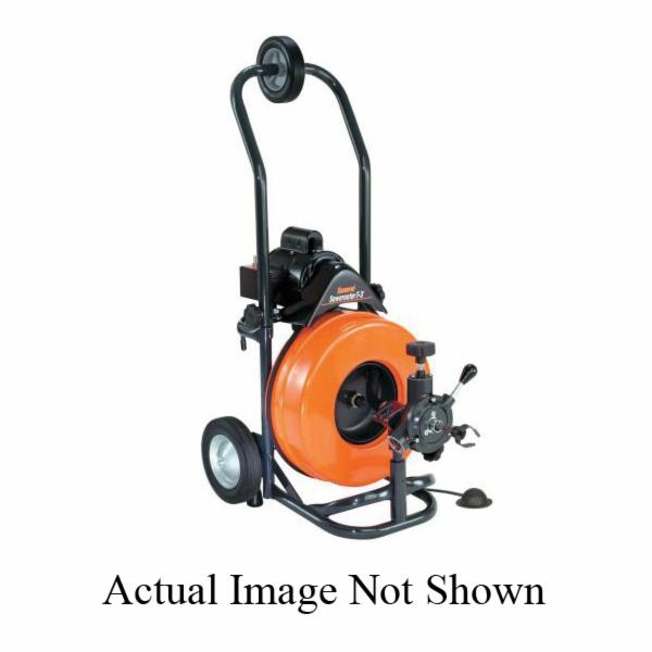 General Pipe Cleaners Sewerooter T-3™ P-T3-D Drain Cleaning Machine Unit