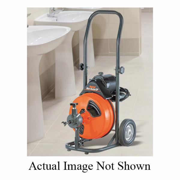 General Pipe Cleaners Mini-Rooter XP® P-XP-B Drain Cleaning Machine Unit, 1/3 hp