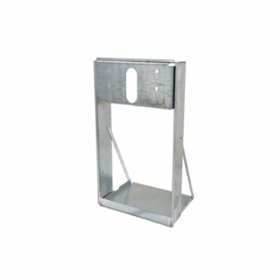 Haws® MTGFR.7 In-Wall Mounting Frame, For Use With Model H1107.8 Drinking Fountain, Heavy Gauge Steel