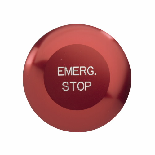 Extended Red Stop Eaton 10250T31R-POP Pushbutton