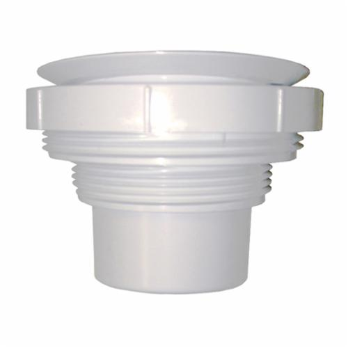 Jones Stephens™ Sewer Popper™ S62304 Cleanout and Relief Valve, 3 x 4 in, Domestic