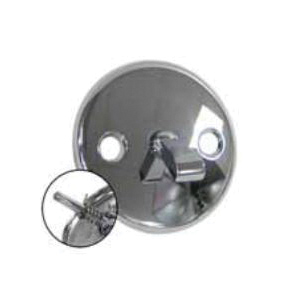 Kissler 42-7133 Faceplate Assembly With Spring, For Use With Universal Fit Sink/Tub/Drain, 3-1/4 in
