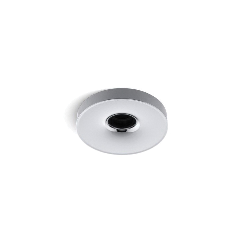 Kohler® 922-CP Laminar Bath Filler With 0.8 in Orifice, Polished Chrome, Hand Shower Yes/No: No