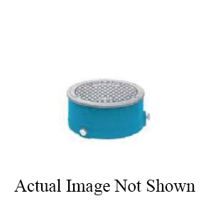Tech Specialties™ Frank Pattern™ 4430 Flush Floor Cleanout Cover Assembly, 2 to 3 in Outlet, Cast Iron