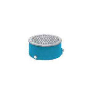 Tech Specialties™ Frank Pattern™ 4440 Flush Floor Cleanout Cover Assembly, 3 to 4 in Outlet, Cast Iron