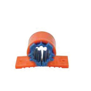 Specialty Products™ Acousto® P-6103 Pipe Clamp, 1 in CTS Tube, High Impact Plastic, Domestic