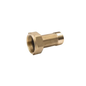 ProLine™ 105-785NL Lead Free Meter Coupling, For Use With Plumbing Valve, 1 in, Brass