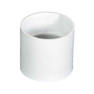 NDS® 4P05 Coupling, 4 in, Hub, PVC, Domestic