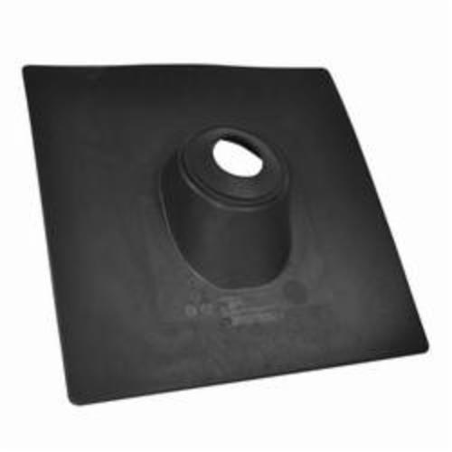 Oatey® No-Calk® 11888 Large Base Roof Flashing, Thermoplastic, 2 in Pipe, 18 in W x 18 in L Base
