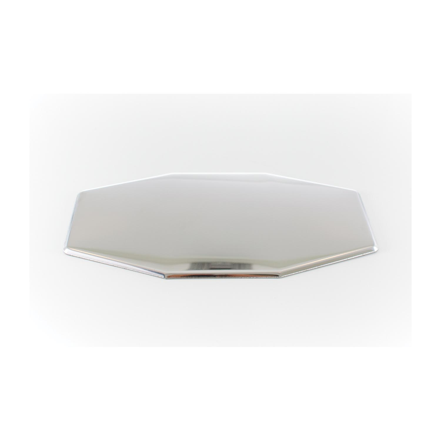 PASCO 820 Cover Plate, For Use With: Quick Shower Valve, Stainless Steel