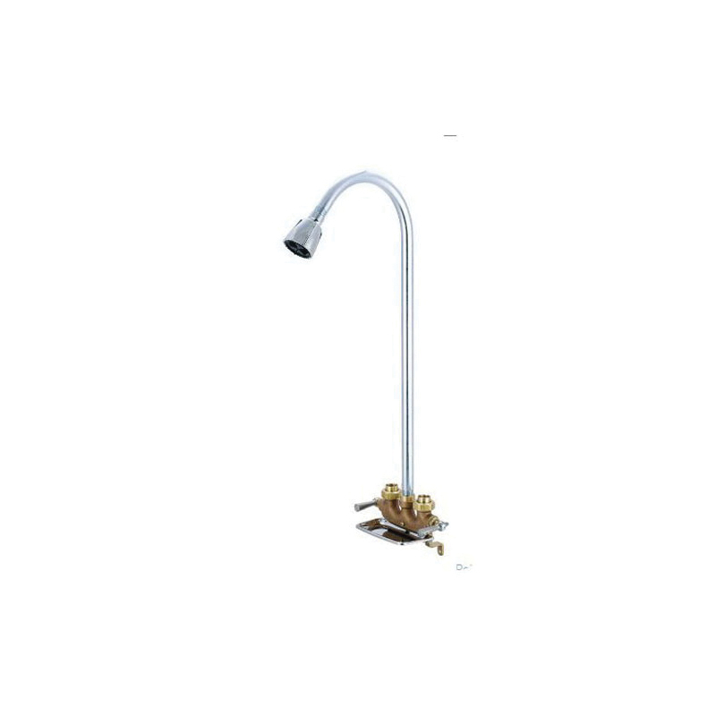 Central Brass 0477 Utility Shower, 2.5 gpm Shower, Hand Shower Yes/No: No, Rough Brass