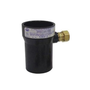 PPP® PPA-3A625 Precision Priming Adapter, 3 in ABS x 5/8 in OD Compression, Domestic
