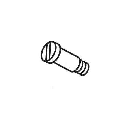 Reed 93666 Wheel Pin, For Use With TC17 and TC17SS Tubing Cutter