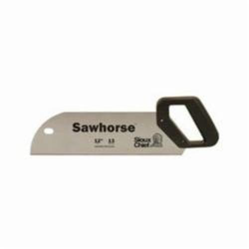 Tomahawk SawHorse™ 300-12 Hand Saw With Teeth Protector, 12 in L Hardened Steel Blade