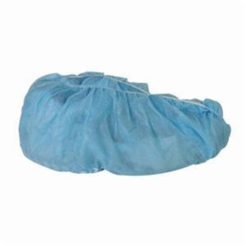 Tomahawk 390-50176 Disposable Shoe Cover, SZ 5 to 15 Fits Shoe, Blue, Spun Polypropylene Outsole
