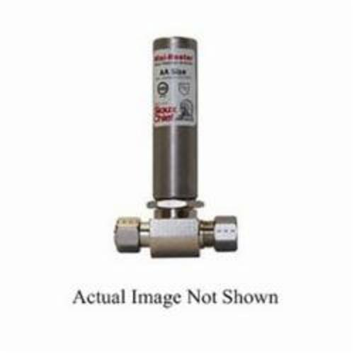 Tomahawk MiniRester™ 660-GT Water Hammer Arrester With Compression Tee, 1/2 in, Compression, 350 psig, Domestic