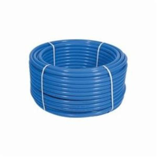 Uponor AquaPEX® F3040750 Tubing, 3/4 in Nominal, 0.671 in ID x 7/8 in OD x 100 ft Coil L, Blue, PEX