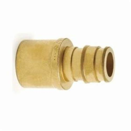 Uponor LF4515050 Adapter, 1/2 in, PEX x C, Brass
