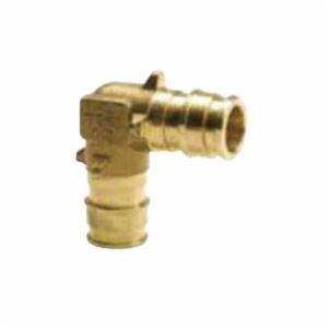 Uponor LF4711000 Elbow, 1 in, ProPEX®, Brass